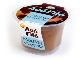 Mousse de Chocolate Avó Filó 80gr